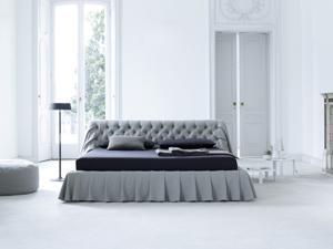 Letto dafne u letto elegante moderno