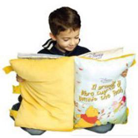 Libro cuscino