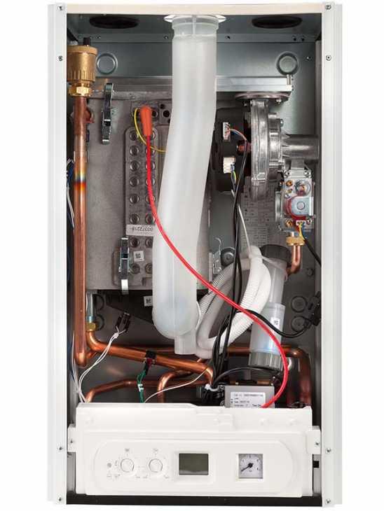 Caldaia a condensazione acqua calda a basso costo - Caldaia da interno ...
