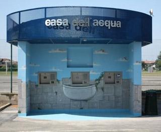 Casa dell'acqua