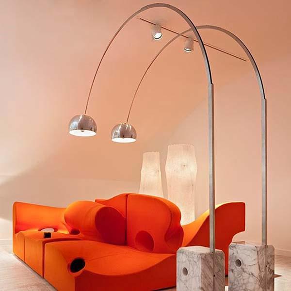 lampada Arco di Flos