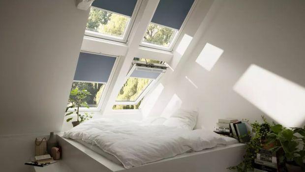 Tende per finestre Velux: modelli e caratteristiche tecniche