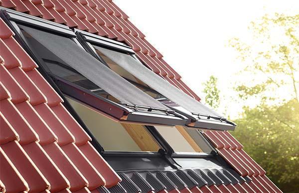 Tende per finestre: modello da esterno, di Velux