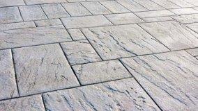 Pavimentazione in pietra per gli esterni