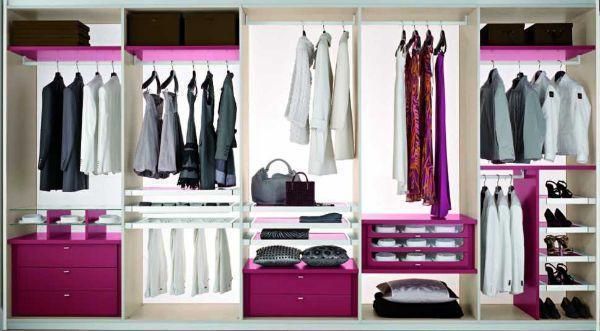 Cabina Armadio Walk In Closets : Designing a walk in closet