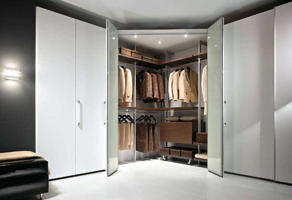 Progettazione di una cabina armadio