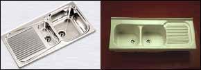Gamma di modelli di lavello