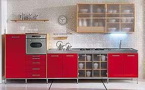 Rinnovare le antine in laminato - Rinnovare mobili cucina ...