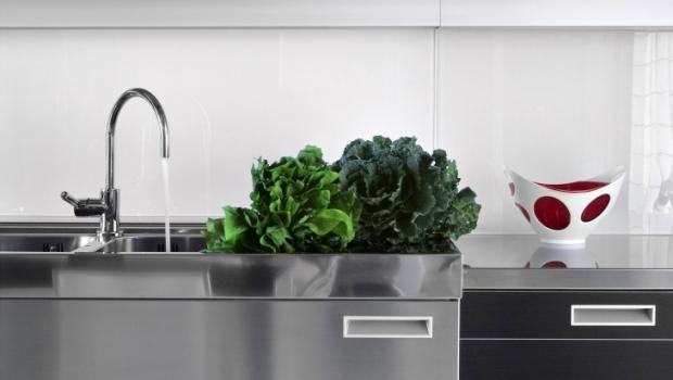 Il piano di lavoro in cucina - Piani di lavoro cucina materiali ...