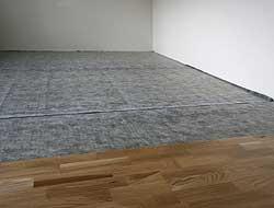 Rumori domestici: come difendersi - tappetino fonoassorbente
