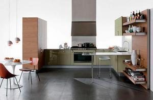 Cucina in laminato Set di Dada