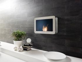 Caminetto decorativo Glass - Italydreamdesign