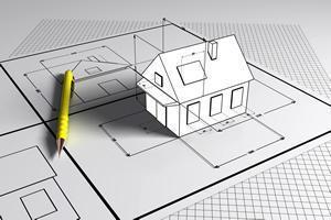 Porgettazione casa_disposizione ambienti interni