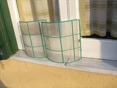 Asciugare filtri aria