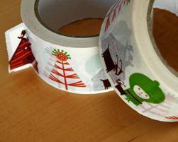 Nastro adesivo illustrato_Ana Ventura_Sticky tape