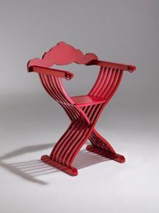 Sedia Girolamo_Ximboli_sedia savonarola contemporanea