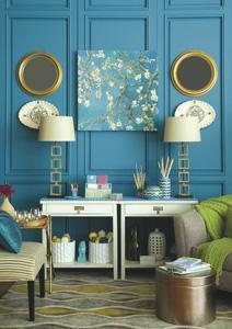 Esempio sfondo colorato stanza_Pinterest