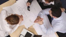 Parcelle di architetti e ingegneri