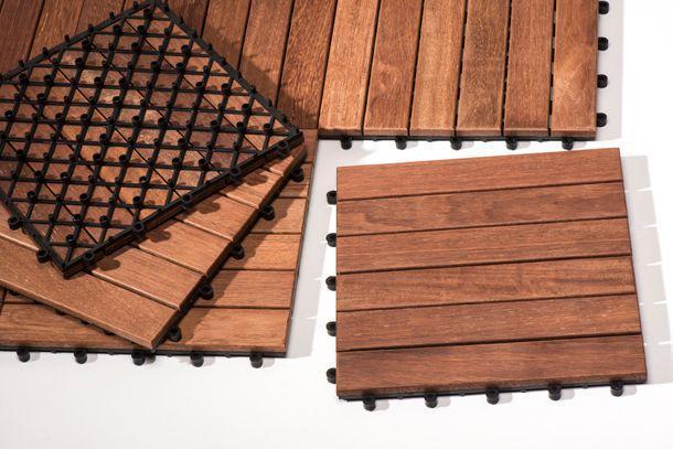 Pavimento in legno per esterni - Pavimento esterno finto legno ...
