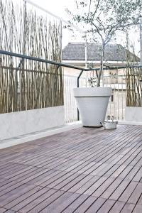 Types Of Outdoor Wood Flooring