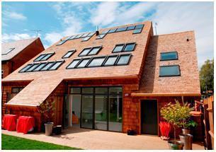 CarbonLight Homes: esterni progetto incluso in Model Home 2020