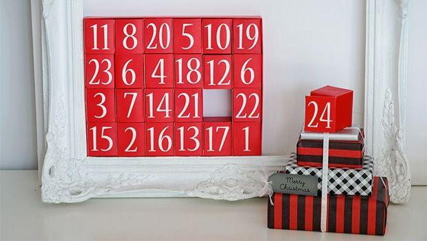 Calendario dell'Avvento faidate