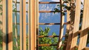 Unita' abitativa temporanea in legno