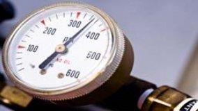 Verifica di tenuta pressione impianto Gas