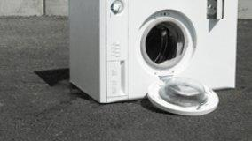 Riciclare il cestello della lavatrice