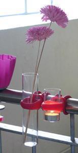 Barbed, vaso della collezione Urban Balcony