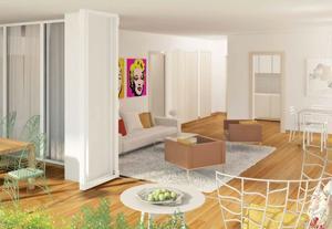 Un appartamento nella torre Eurosky