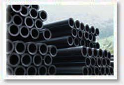 la corretta circolazione dell'acqua : i tubi in polietilene