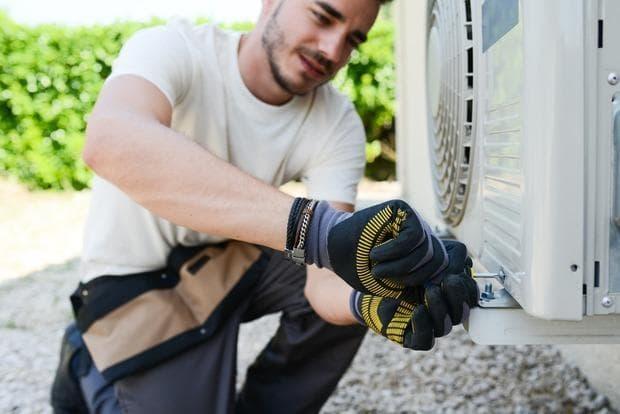 Manutenzione impianti climatizzazione