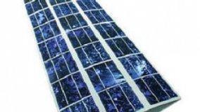 Pannelli fotovoltaici in vetro curvato