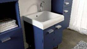 Bagno padronale e bagno di servizio con sanitari salvaspazio