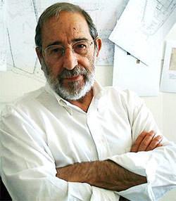 L'architetto portoghese Álvaro Joaquim de Melo Siza Vieira