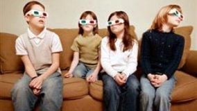 TV 3D senza occhialini