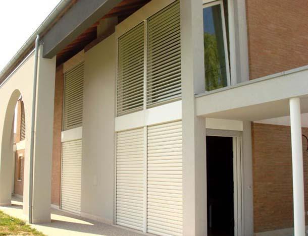 schermatura solare Modelpak di Model System Italia