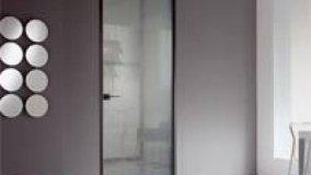 Porte minimali e trasparenti