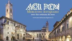 Edizione 2019 del Mercatino Antiquario di Ascoli Piceno