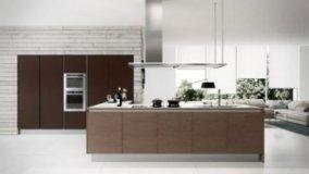 Cucine integrate all'ambiente living