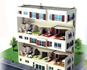 Vmc Italia: edificio condominiale