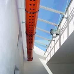 Aldes: impianto scuola di Colfosco