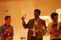 Premiazione di Electrolux Design Lab 2010 per cucine
