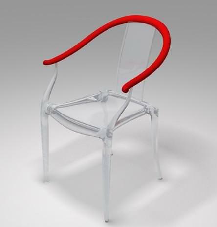 Maison&Objet 2010: esempio sedia Ming Mi