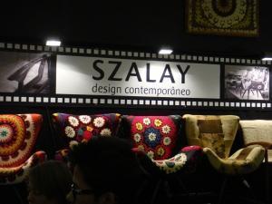 Stand Szalay a Maison&Objet 2012
