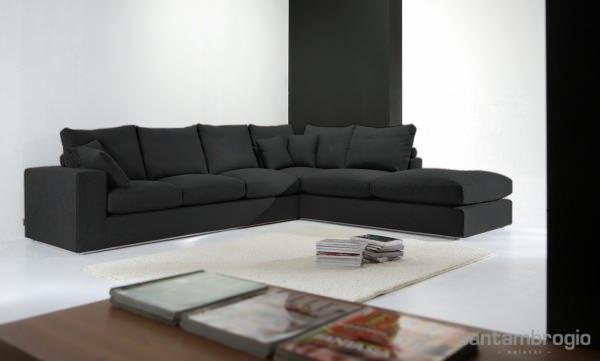 Buono sconto per acquisto divano: divano angolare Ginevra