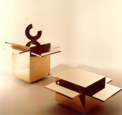 Cubo Magico Ottone 1970 foto di Marco Stella