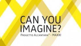 Sperimentazione materica al MAXXI: Alcantara