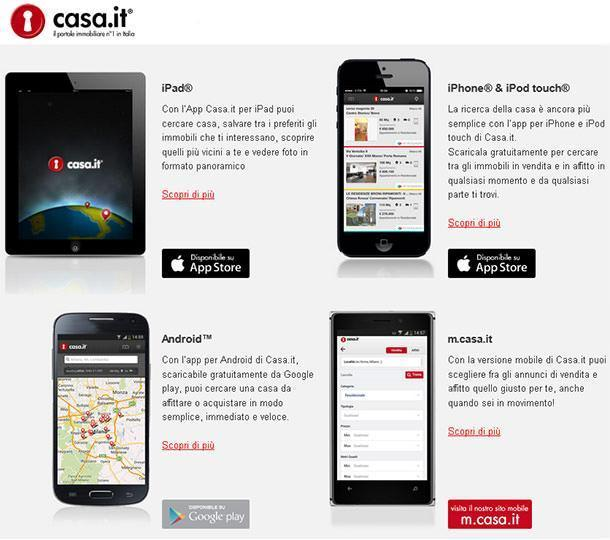 App Casa.it